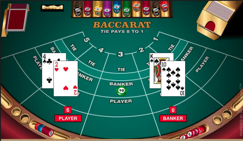 How to play baccarat--tips and winning strategies