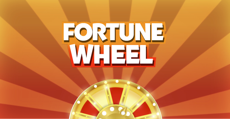 Play Fortune Wheel