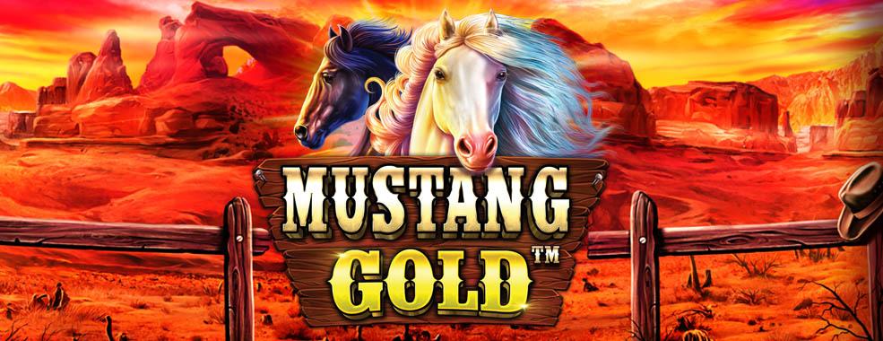 mustang gold slot img
