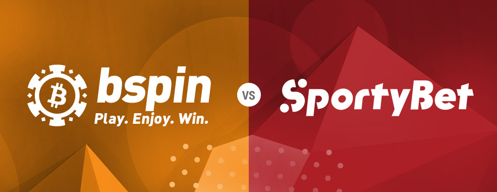 Bspin vs Sportybet
