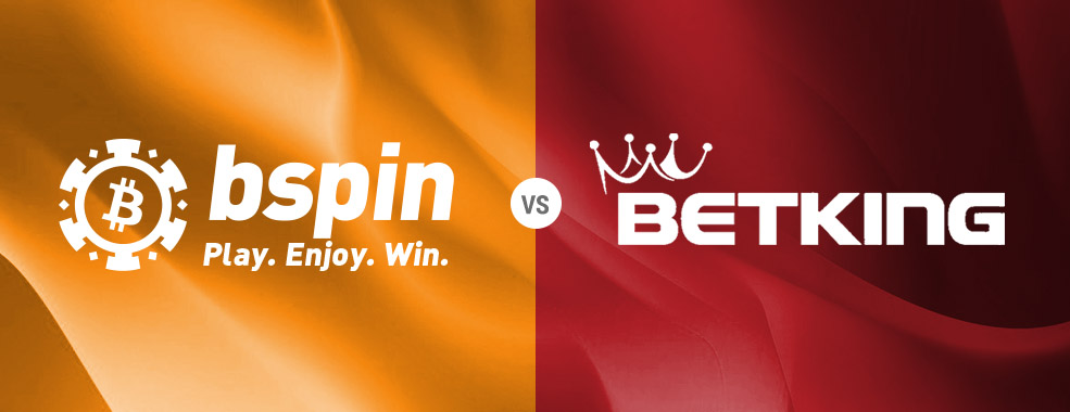 Bspin vs Betking