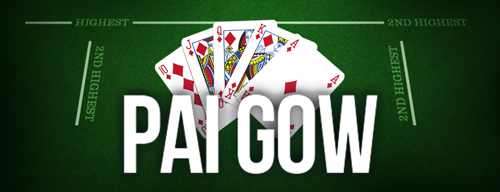 How to play Pai Gow on Bspin.io