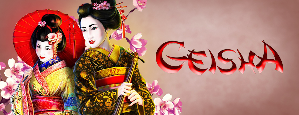 Geisha slots game