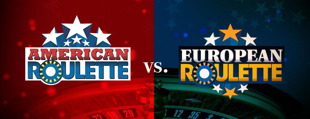 American Roulette Vs European Roulette
